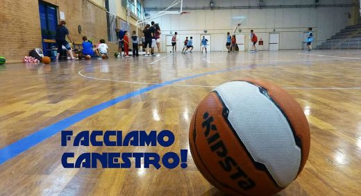 English Sports Camp Pallacanestro basket