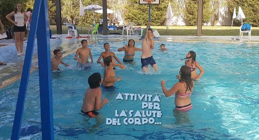 English Sports Camp piscina